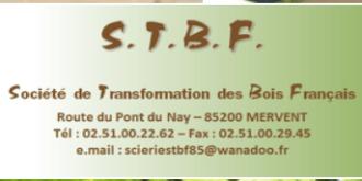 scierie STBF